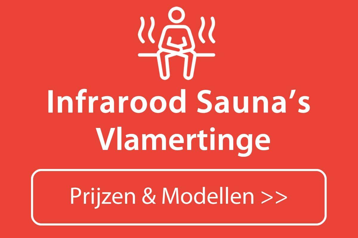 Infrarood sauna kopen in Vlamertinge