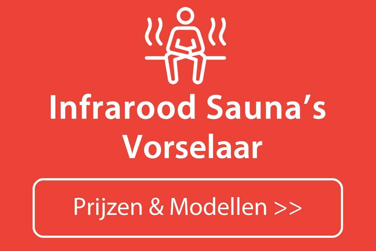 Infrarood sauna kopen in Vorselaar