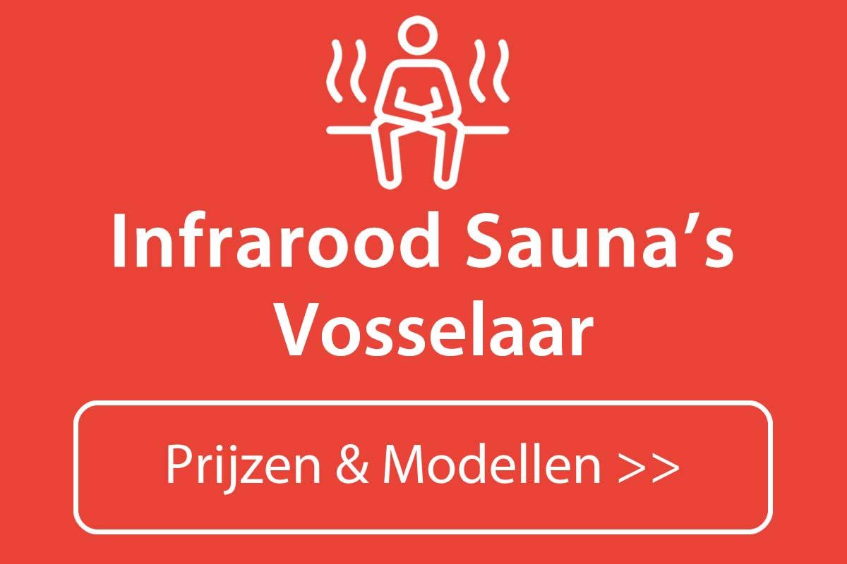 Infrarood sauna kopen in Vosselaar
