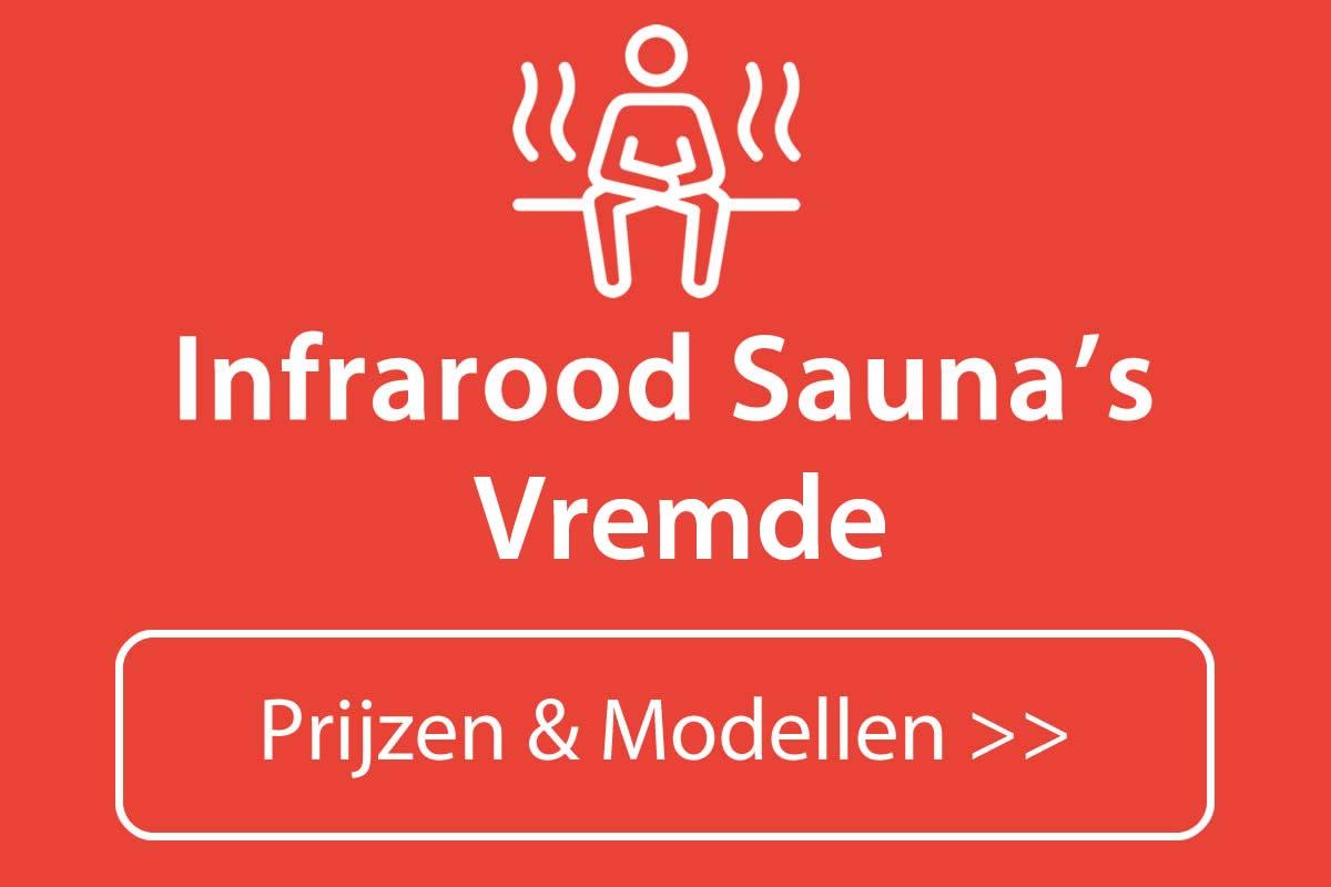 Infrarood sauna kopen in Vremde