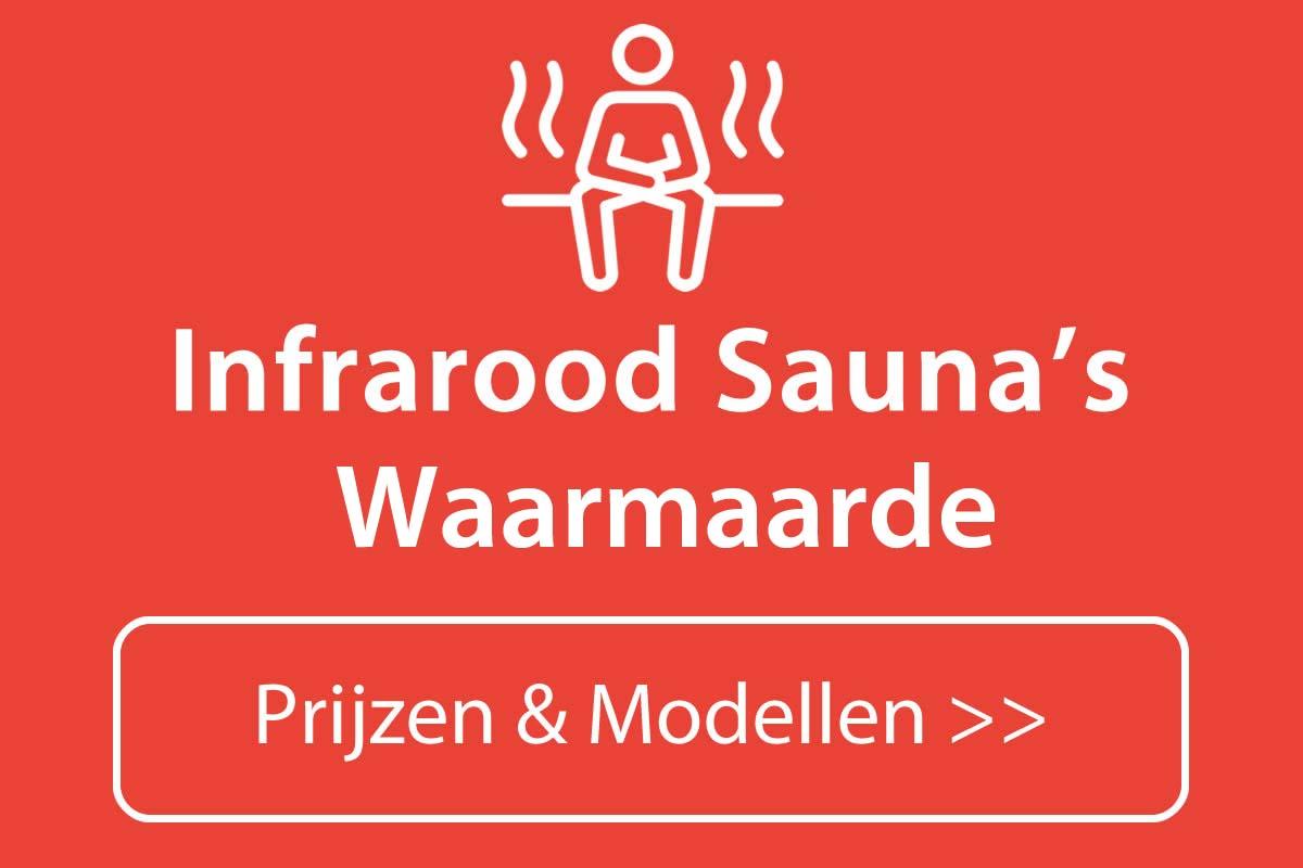 Infrarood sauna kopen in Waarmaarde