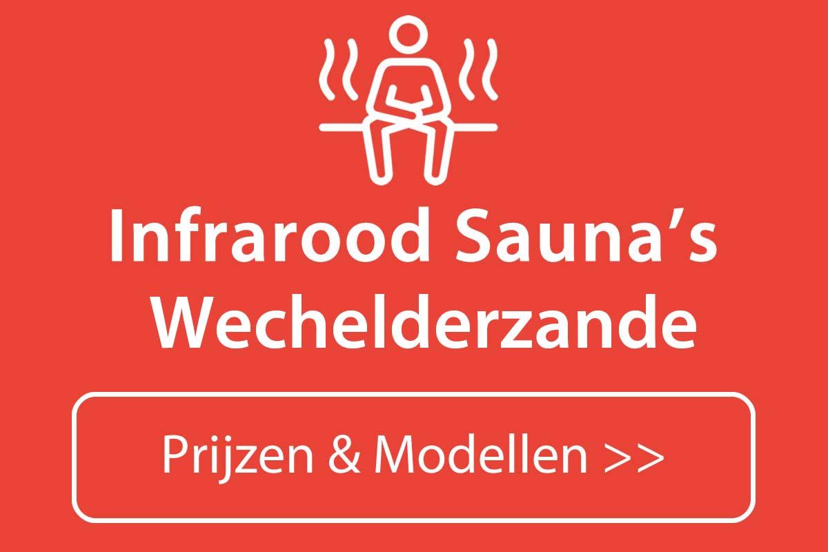 Infrarood sauna kopen in Wechelderzande