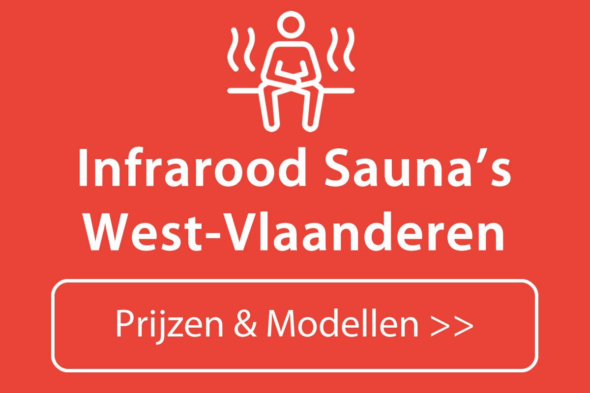 Infrarood Sauna West-Vlaanderen Prijs