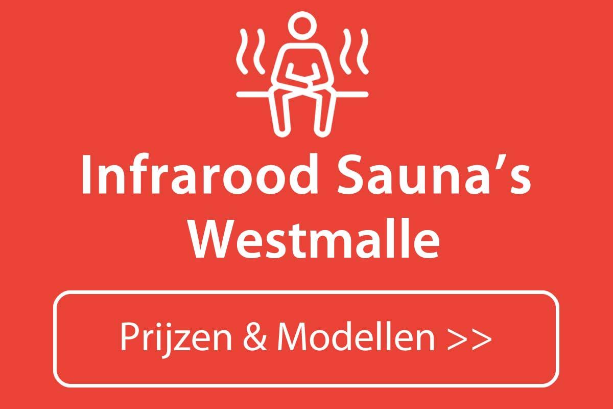 Infrarood sauna kopen in Westmalle