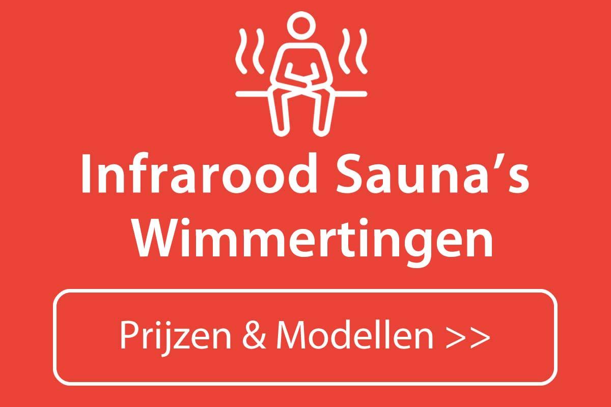 Infrarood sauna kopen in Wimmertingen