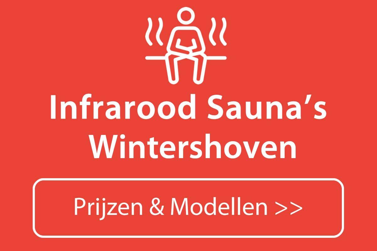 Infrarood sauna kopen in Wintershoven