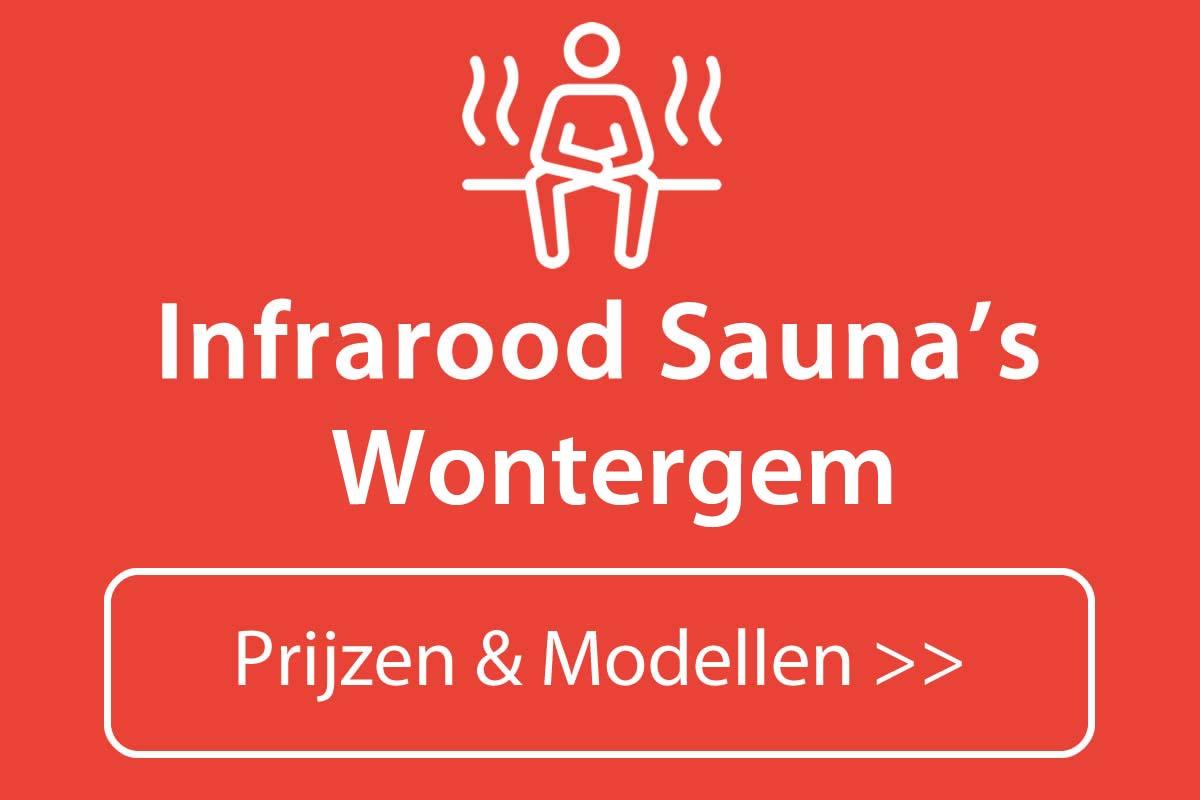 Infrarood sauna kopen in Wontergem