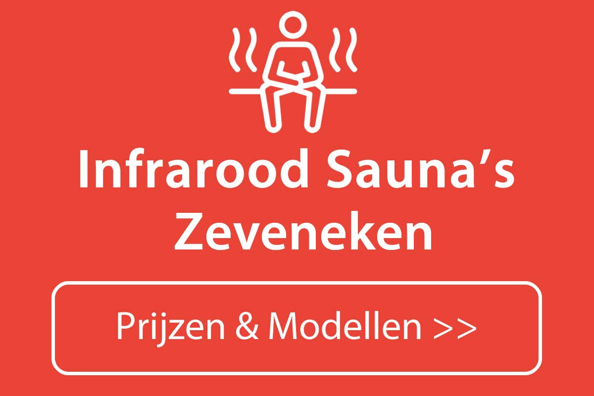 Infrarood sauna kopen in Zeveneken