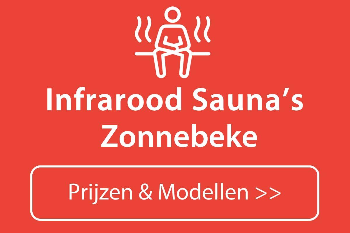 Infrarood sauna kopen in Zonnebeke