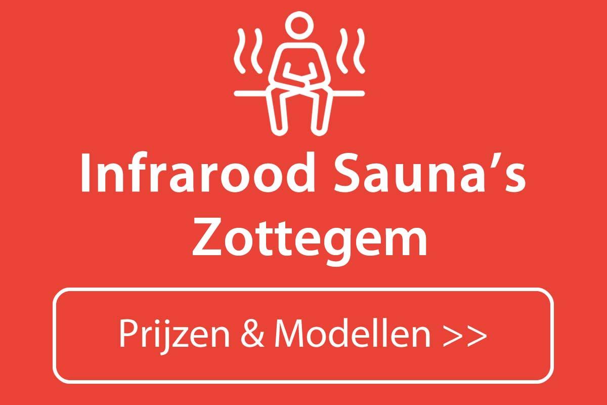 Infrarood sauna kopen in Zottegem