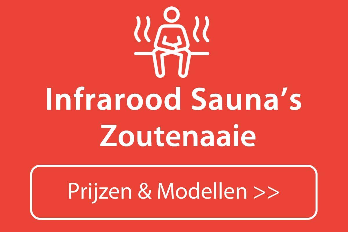 Infrarood sauna kopen in Zoutenaaie