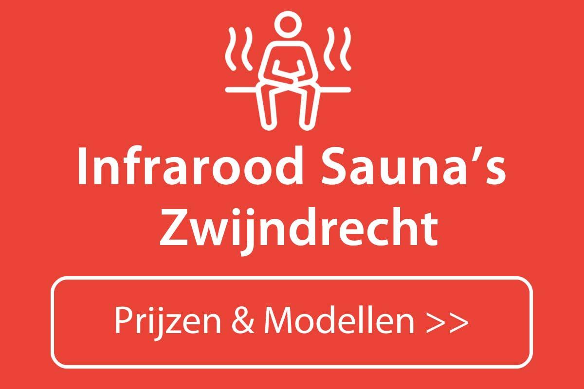 Infrarood sauna kopen in Zwijndrecht