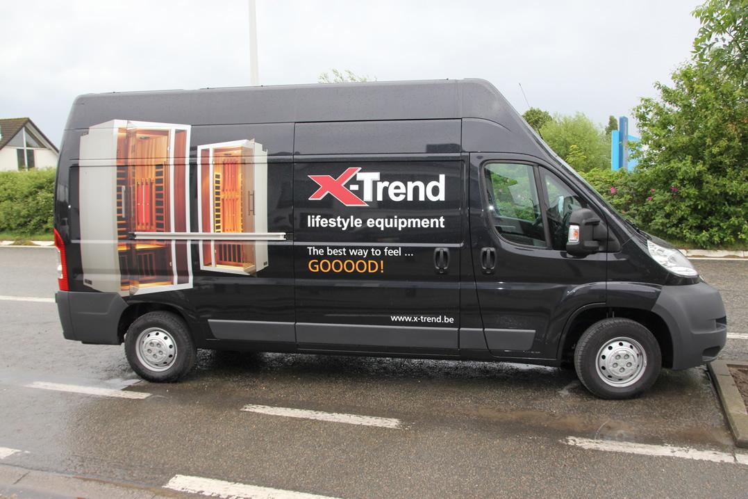 Xtrend infraroodcabines demo aan huis