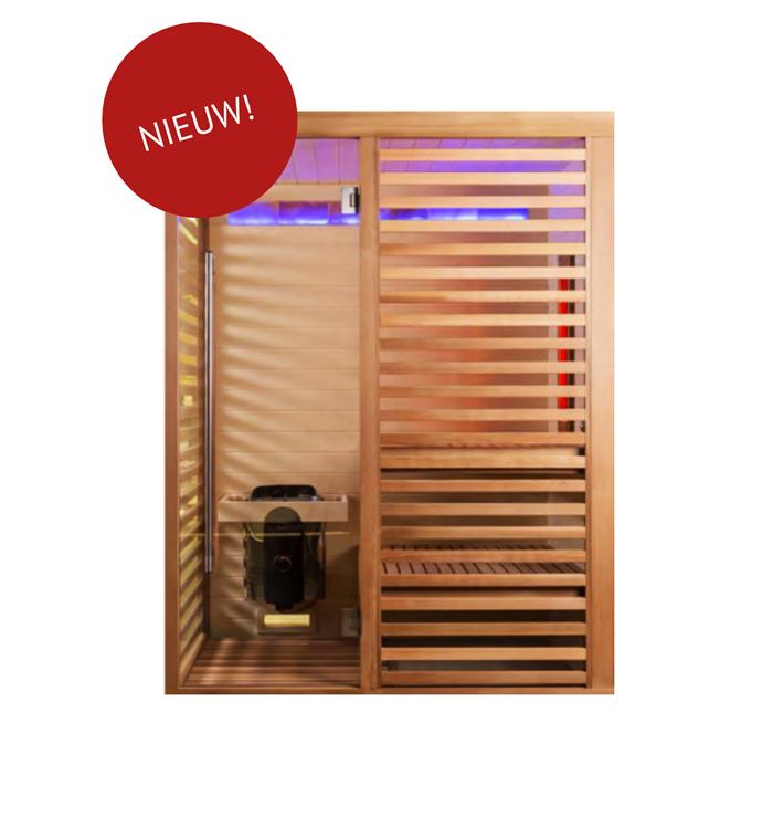 infrarood sauna Desertus Combi