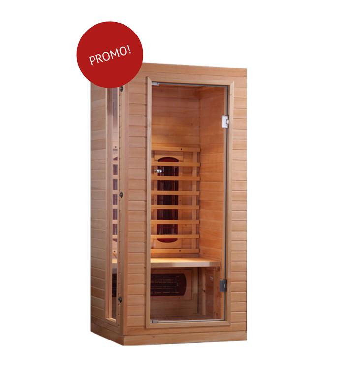 infrarood sauna FUNDA COMFORT