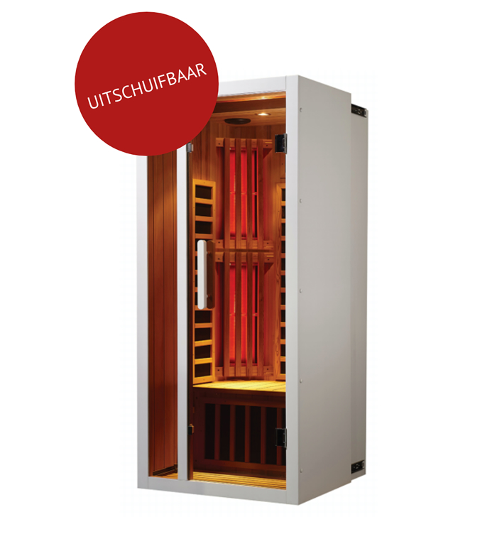 infrarood sauna MAGNUS SINGLE