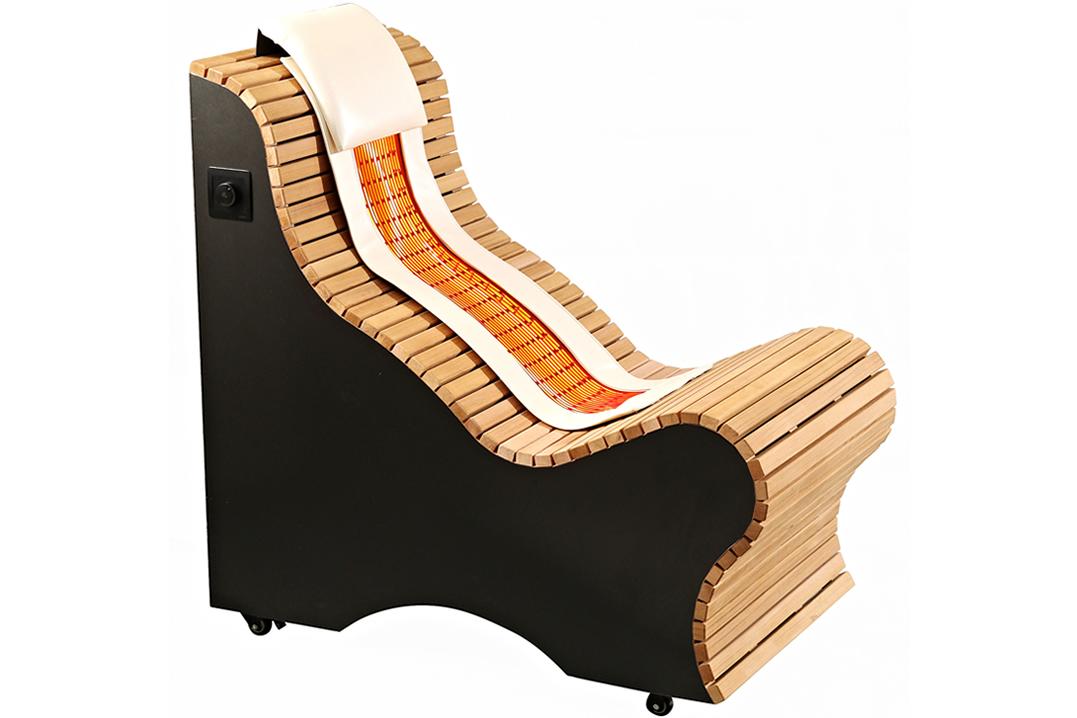 infrarood sauna stoel
