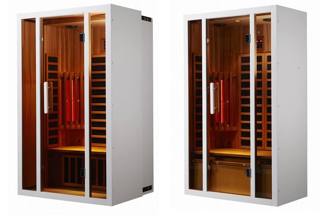infrarood sauna voor 1 of 2 personen